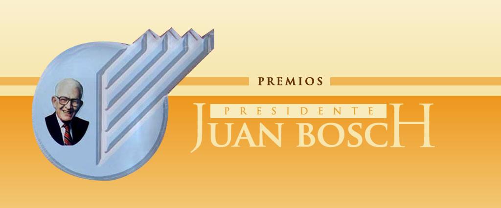 Premios Juan Bosch